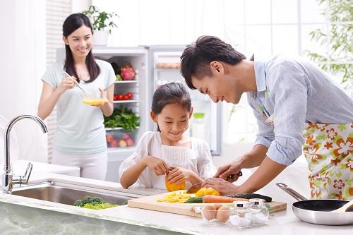 Những lý do bạn nên cưới một đầu bếp