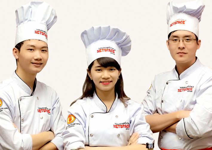 Lý do tại sao sinh viên chọn học nghề nấu ăn