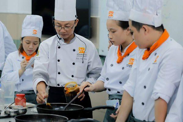Nghề nấu ăn và những điều cần biết