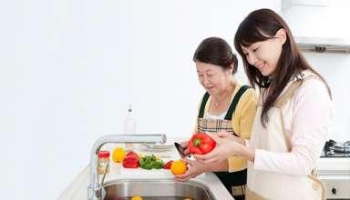 Học nấu ăn từ những thứ đơn giản nhất