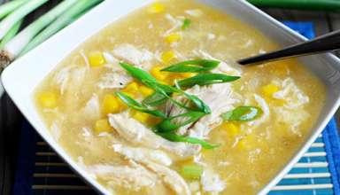 Bí quyết nấu súp gà nấm hương thơm ngon và bổ dưỡng